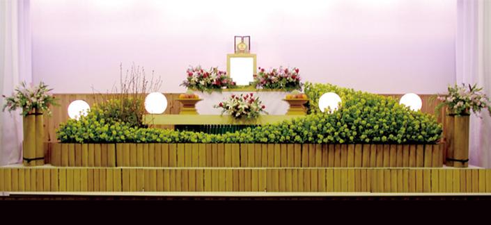四季祭壇 春